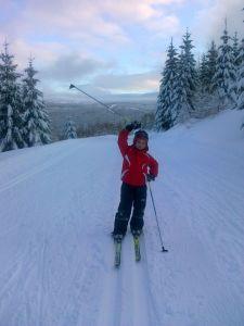 na narty biegowe w Jakuszycach