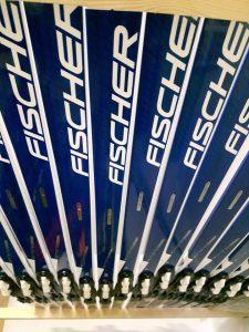 Narty biegowe Fischer Fibre Crown EF